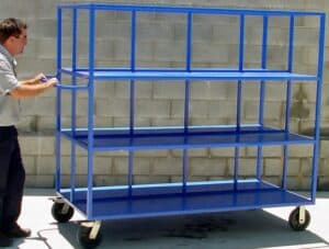 Bremco Large Warehouse Trolley