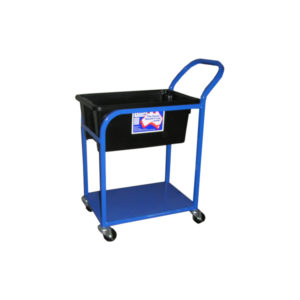 Single Tub Small Warehouse Trolley