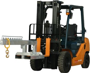 Forklift Fixed Jib