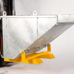 Bremco Forklift Bin Tipper JS model