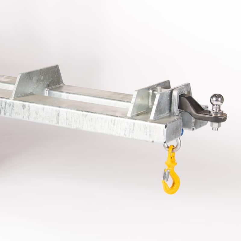 Bremco Forklift Towball Jib Attachment