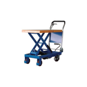 scissor lift platform trolley 500kg