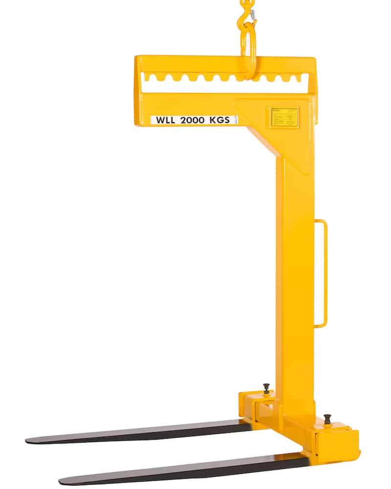 Bremco Crane Lift Pallet Hook