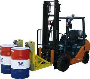 Forklift Drum Lifter - 2 Drum Lifter