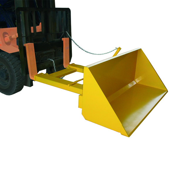 forklift bucket attachment
