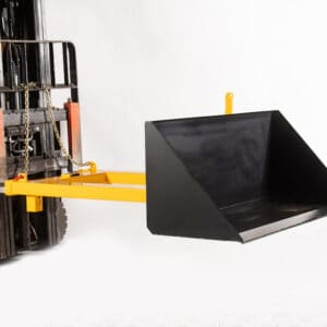 Bremco Forklift Bucket Attachment