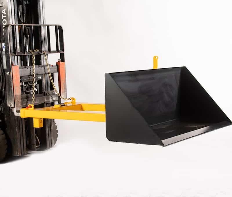 Bremco Forklift Bucket Attachment