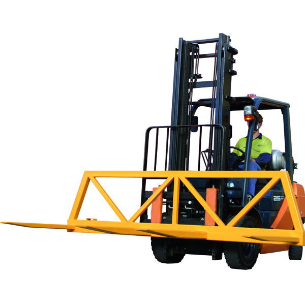 Bremco Forklift Spreader Beam (with headboard)