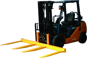 Forklift Spreader (no headboard)