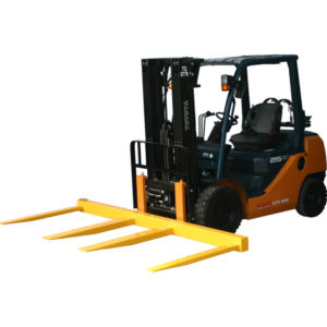 forklift spreader no headboard