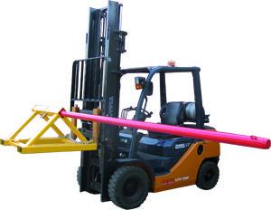 Forklift Tarp Spreader