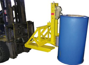 Forklift Drum Lifter - Heavy Duty