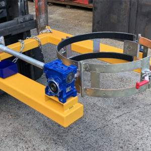 Heavy Duty Forklift Drum Rotator