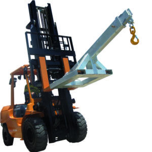 Heavy Duty Extension Jib