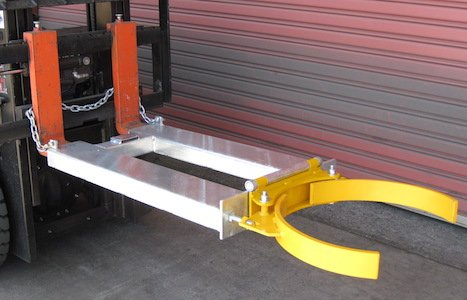 Forklift Drum Clamp
