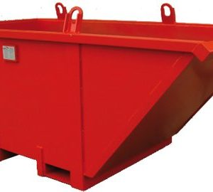 Dumpmaster Crane Lift Site Bin
