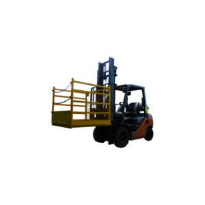 forklift goods cage