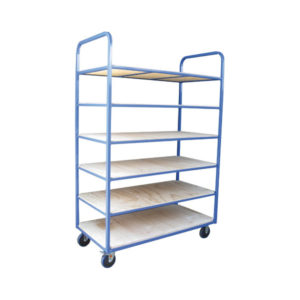 multi-parts trolley