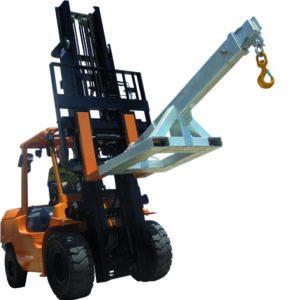 Bremco heavy duty extension jib