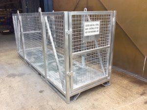 Crane Lift Large Goods Cage