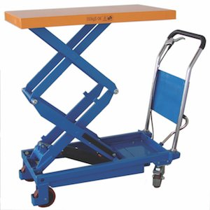 Scissor Lift Trolley - 350kg