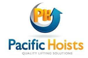 Pacific Hoists logo