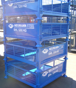 Heavy Duty Pallet Bins