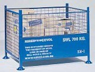 Pallet Cage - Standard (mesh sides)