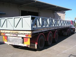 Large Truck Pallet
