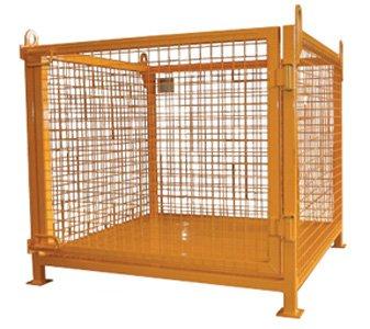 Goods Cage Mesh Panel Crane Lift