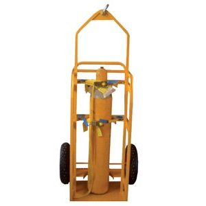 Gas Cylinder Trolley Crane Lift