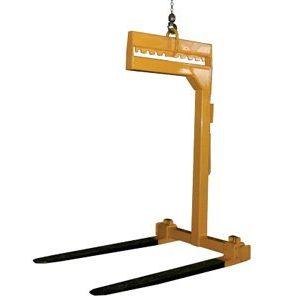 Crane Lift Pallet Hook - 2T