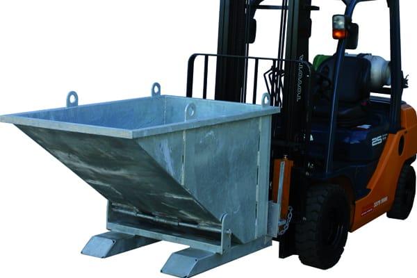 Bremco Forklift Bin Tipper